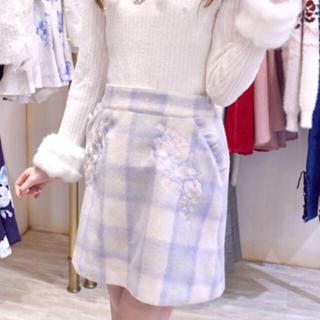 LIZ LISA - リズリサ LIZLISA チェック台形スカート