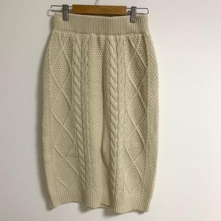 RETRO GIRL - RETRO GIRL  ニットタイトスカート