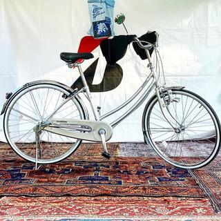 ブリヂストン(BRIDGESTONE)のブリジストン自転車 スタイリスト私物(自転車本体)