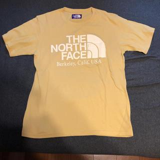 THE NORTH FACE - ザノースフェイスパープルレーベル Tシャツ