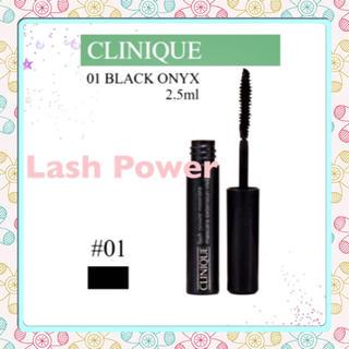 CLINIQUE - CLINIQUE    マスカラ  ブラックオニキス  2.5ml   #01
