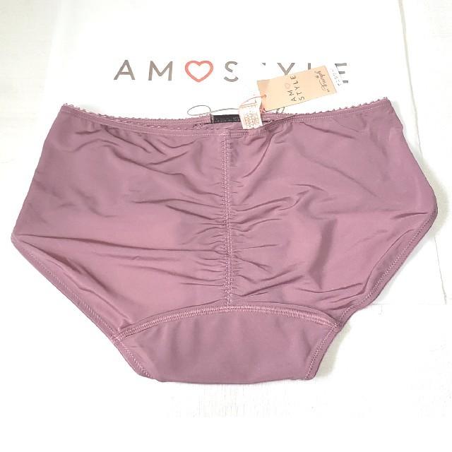 AMO'S STYLE(アモスタイル)のトリンプAMO'S STYLE ホリデーコレクションサニタリー ローズ M レディースの下着/アンダーウェア(ショーツ)の商品写真