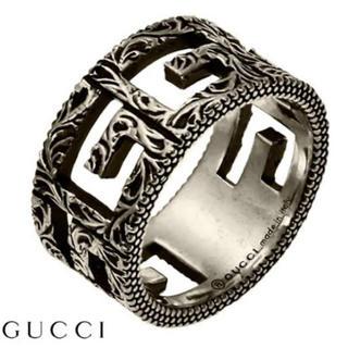 Gucci - GUCCI リング 551918モデル