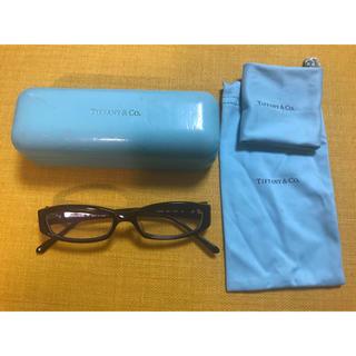Tiffany & Co. - ティファニーのメガネ