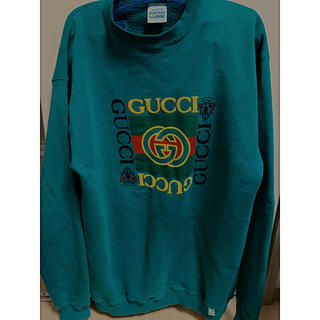 Gucci - グッチ トレーナー グリーン gucci