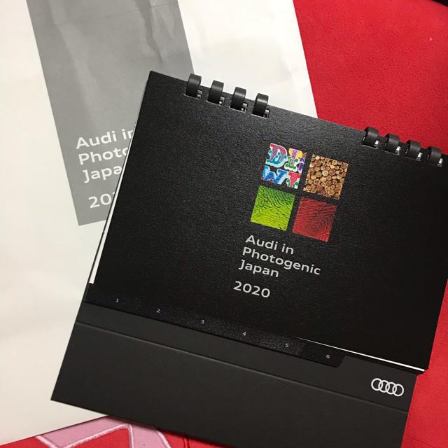 AUDI(アウディ)のAudi カレンダー インテリア/住まい/日用品の文房具(カレンダー/スケジュール)の商品写真