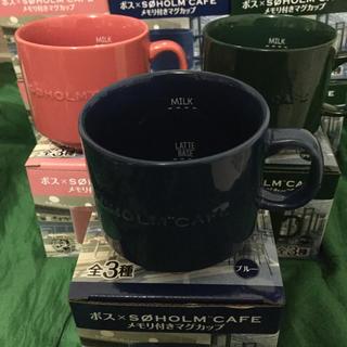 サントリー - ★非売品 未使用 サントリー×スーホルムカフェ マグカップ 全 3 種セット