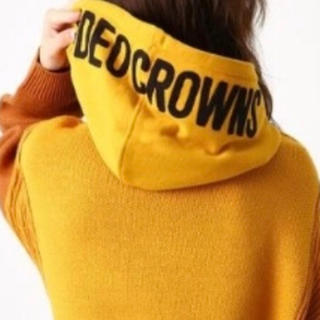RODEO CROWNS WIDE BOWL 👑人気ニット パーカー新品