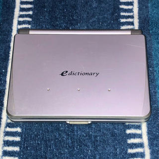 SHARP - シャープ 電子辞書 e dictionary PW-9300