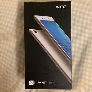NEC - NEC LaVie Tab E PC-TE507JAW 未使用