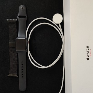 Apple Watch - Apple Watch3 GPS+cellular 38mm