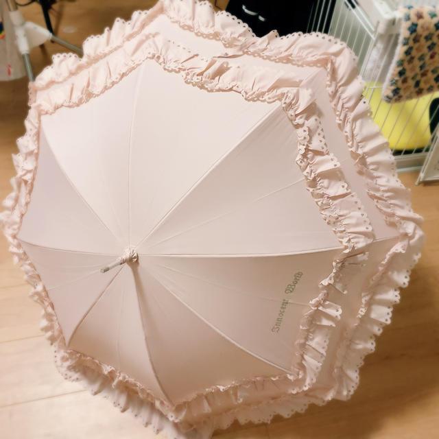Innocent World(イノセントワールド)のInnocent World ロリータ 日傘 フリル飾って レディースのファッション小物(傘)の商品写真