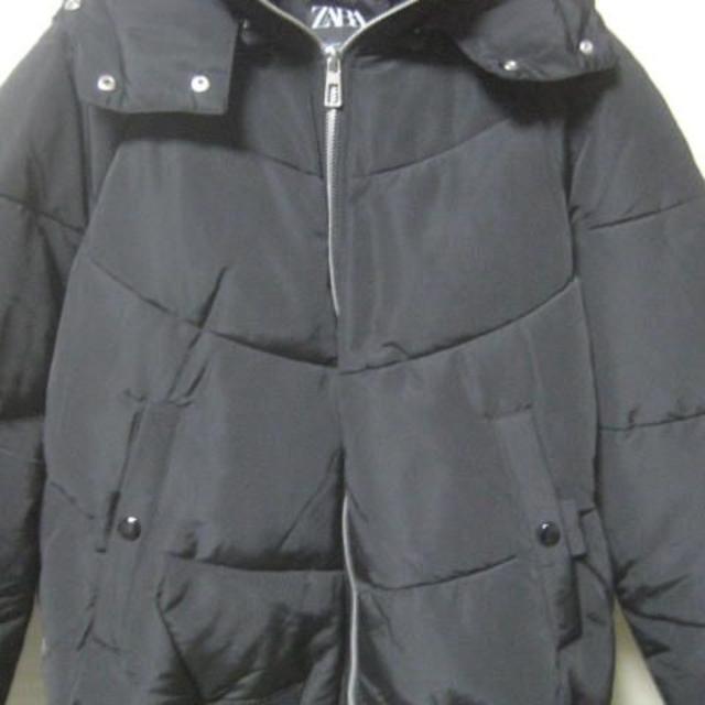 ZARA(ザラ)の本日でまでの出品・ファイナルプライス ZARAのダウン風ブルゾンジャケット レディースのジャケット/アウター(ブルゾン)の商品写真
