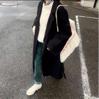 TODAYFUL - fashiru オーバーコート スリット ロングオーバーコート