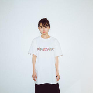 乃木坂46 - 伊藤万理華 HOMESICK Tシャツ 白 L