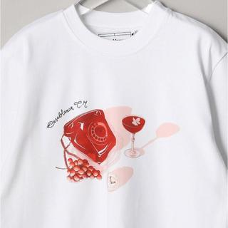 アディッションアデライデ(ADDITION ADELAIDE)の新品 casablanca カサブランカ Tシャツ バレンシアガ supreme(Tシャツ/カットソー(半袖/袖なし))