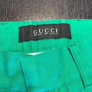 グッチ(Gucci)のグッチ GUCCI  メンズパンツ 44(スラックス)