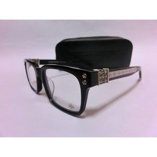 クロス好き必見!クロムタイプ HEY JACKULAT伊達眼鏡めがねサングラス