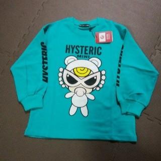 ヒステリックミニ(HYSTERIC MINI)の新品 ヒスミニトレーナー(Tシャツ/カットソー)