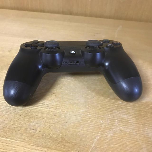 PlayStation4(プレイステーション4)のソニー・PS4用ワイヤレスコントローラー!デュアルショック4 エンタメ/ホビーのゲームソフト/ゲーム機本体(家庭用ゲーム機本体)の商品写真