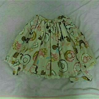 アンジェリックプリティー(Angelic Pretty)のベイクドドーナツ スカート(ひざ丈スカート)
