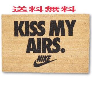 NIKE - 込 NIKE OVERKILL KISS MY AIRS DOORMAT