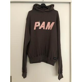 パム(P.A.M.)のPAM Perks And Mini hoodie (パーカー)