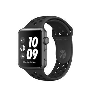 Apple Watch - Apple Watch アップルウォッチ series3 ナイキ スペースグレー
