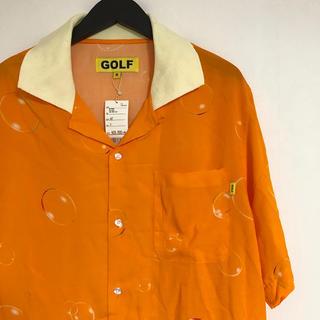 Supreme - golf wang bubble rayon shirt シャツ