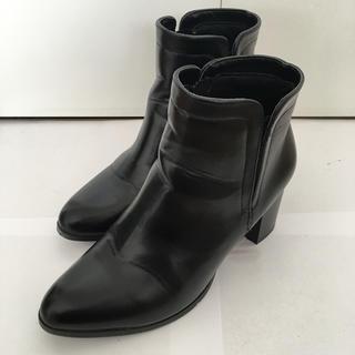 レプシィム(LEPSIM)のリプシィム ショートブーツ(ブーツ)