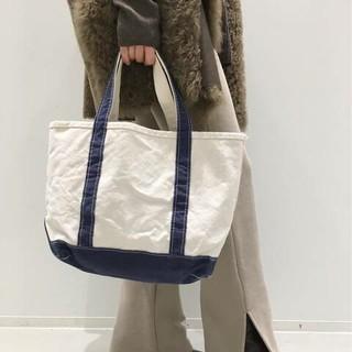 アパルトモンドゥーズィエムクラス(L'Appartement DEUXIEME CLASSE)の【L.L.Bean /エル・エル・ビーン 】Canvas Tote Bag M(トートバッグ)