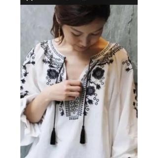 IENA - ★IENA★イエナ エンブロイダリー 刺繍 ブラウス