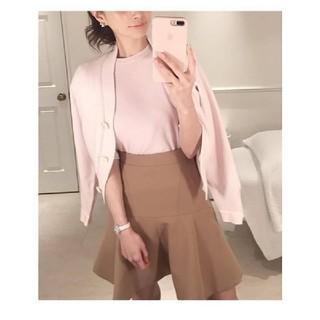 BARNEYS NEW YORK - ヌメロ ヴェントゥーノ 裾フリルスカート