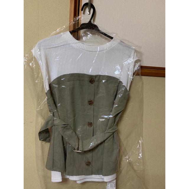 INGNI(イング)のINGNI カットソー レディースのトップス(カットソー(半袖/袖なし))の商品写真