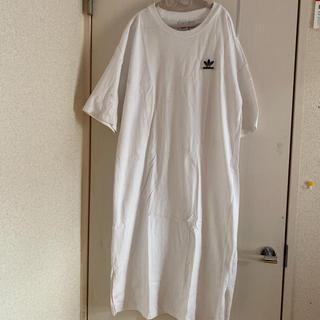 adidas - adidas☆アディダス☆ロングTシャツ