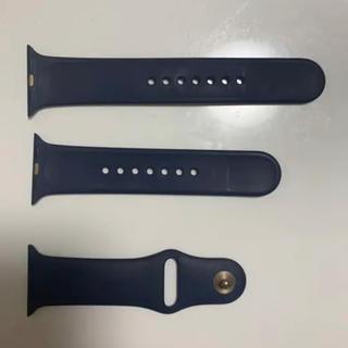 Apple Watch - アップルウォッチ純正スポーツバンド 38mm