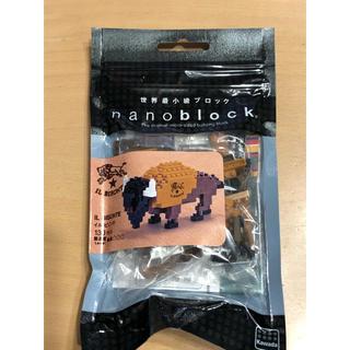 イルビゾンテ(IL BISONTE)のイルビゾンテ  ノベルティ 非売品 ナノブロック 未使用(ノベルティグッズ)