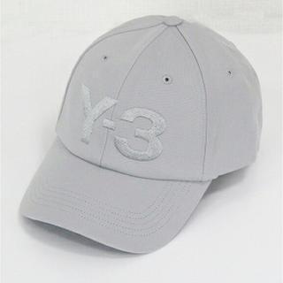 ワイスリー(Y-3)の新品Y-3 cap BLACK ワイスリー アジャスターキャップ(キャップ)