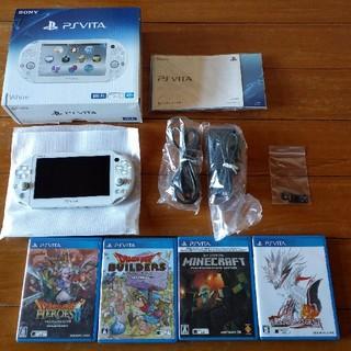 PlayStation Vita - psvita2000 16ギカ2つ 8ギカ1つ