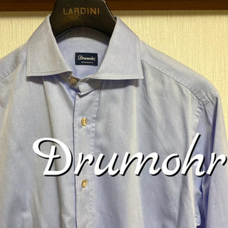 Drumohr - Drumohr ドルモア シャツ イタリア製