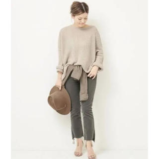 L'Appartement DEUXIEME CLASSE - mother insider cropped step fray デニム 26