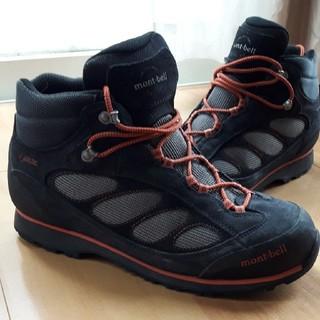 モンベル(mont bell)のmont bell モンベル 登山靴(ブーツ)