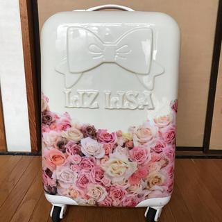 LIZ LISA - LIZ LISA キャリーバッグ※掲載2/2まで!