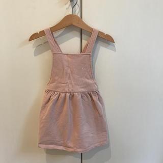 コドモビームス(こども ビームス)のグレイレーベル スカート 2-3y(ワンピース)