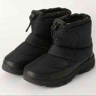 THE NORTH FACE - 新品未使用 ノースフェイス ヌプシ ブーティー ショート ブーツ 24センチ