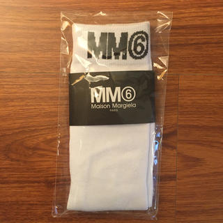 MM6 - マルジェラ MM6 靴下 ソックス