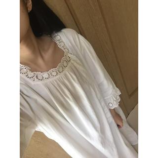 エディットフォールル(EDIT.FOR LULU)のUN CINQ vintage dress ワンピース(ロングワンピース/マキシワンピース)
