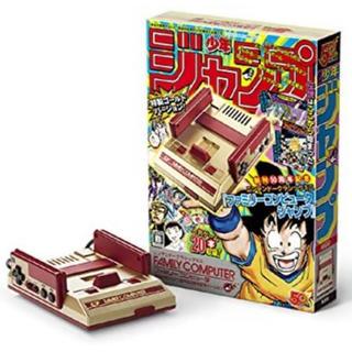 任天堂クラシックミニ ファミコン 週刊少年ジャンプ創刊50周年記念
