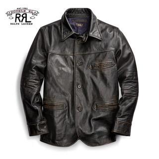 RRL - 【新品】RRL 2019W Leather Car Coat S