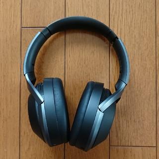 SONY - ワイヤレスノイズキャンセリングヘッドホン  SONY WH-1000 XM2